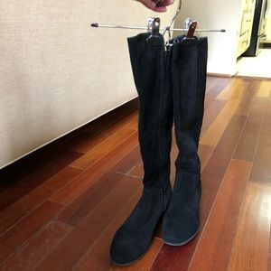 c5198779a1d STEVE MADDEN Giselle sz. 8.5 suede boot